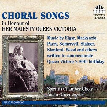 Testi Choral Concert: Spiritus Chamber Choir - Goodhart, A.M. - Somervell, A. - Lloyd, C.H. - Elgar, E. - Stanford, C.V. - Bridge, F. - Stainer, J.