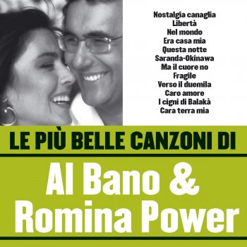 Playlist: Al Bano & Romina Power - cover art