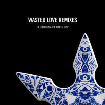 Testi Wasted Love Remixes