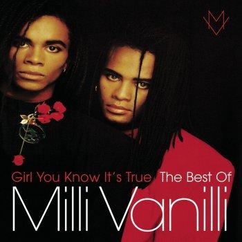 Testi Girl You Know It's True - The Best of Milli Vanilli