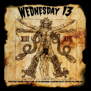 Testi Monsters of the Universe - Come out and Plague