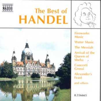 The Best of Handel by Capella Istropolitana, Jozef Kopelman