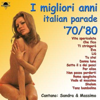 Testi I migliori anni italian parade '70/'80