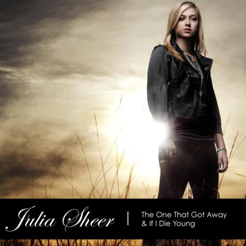 Julia Sheer If I Die Young Lyrics Musixmatch