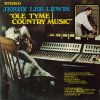 Old Tyme Country Music Jerry Lee Lewis - cover art