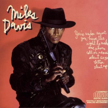 Human Nature by Miles Davis - cover art