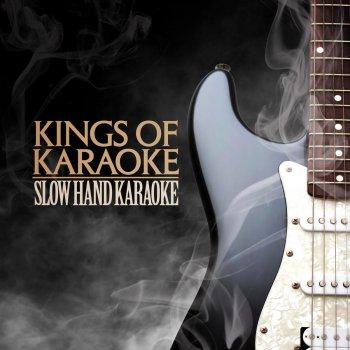 Testi Slow Hand Karaoke (A Tribute to Eric Clapton) [Karaoke Version]