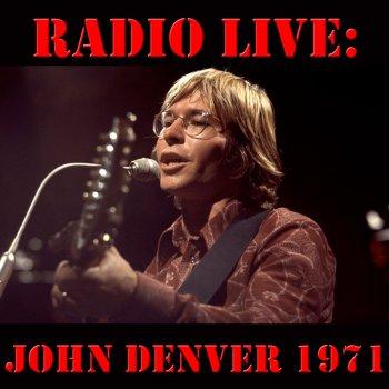 Testi Radio Live: John Denver 1971 (Live)