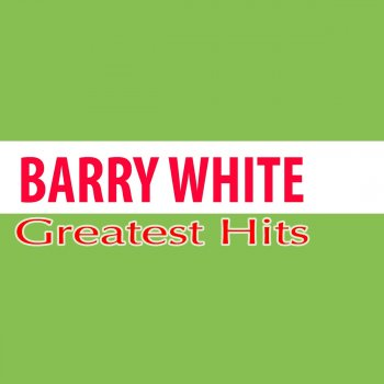 Testi Barry White Greatest Hits