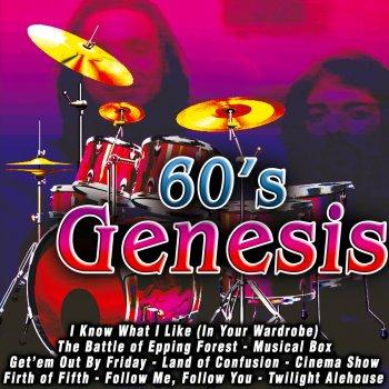 Testi 60's Genesis