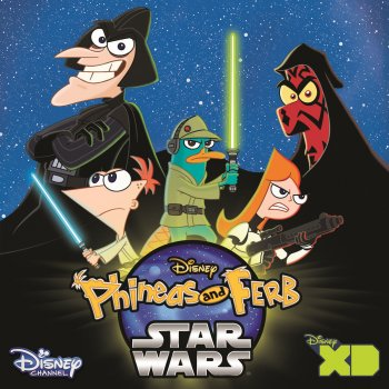 Testi Phineas and Ferb Star Wars (Music from the TV Series)