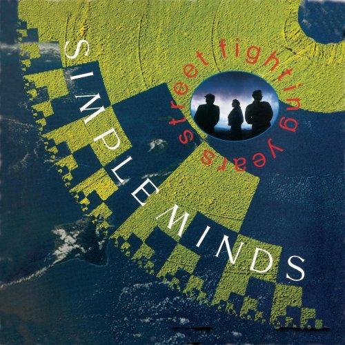 Simple Minds - Street Fighting Years Lyrics