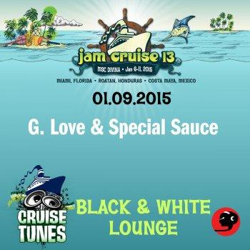 Testi Jam Cruise 13: G. Love & Special Sauce - 1/9/2015 (live)
