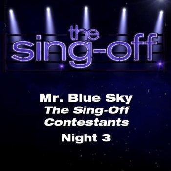 "Testi Mr. Blue Sky (from ""The Sing-Off"") [Night 3]"