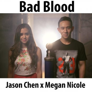 Bad Blood - cover art