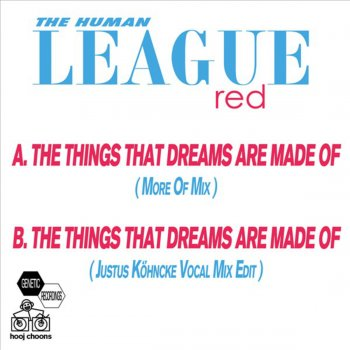 Testi The Things That Dreams Are Made Of