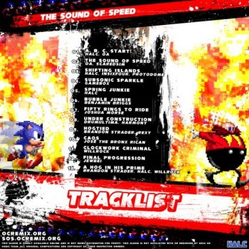 Sonic the Hedgehog: The Sound of Speed by OverClocked ReMix album