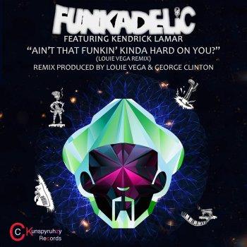 Testi Ain't That Funkin' Kinda Hard on You? (Remixes)