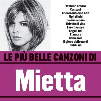 Testi Playlist: Mietta