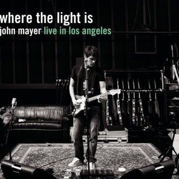 Testi Where the Light Is: John Mayer Live In Los Angeles