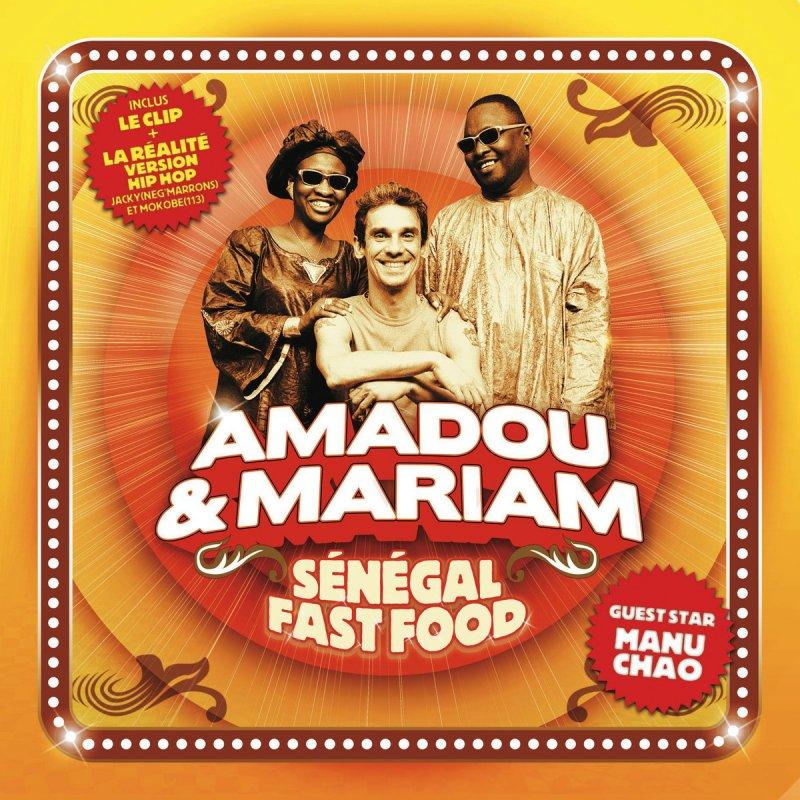 Senegal Fast Food Manu Chao
