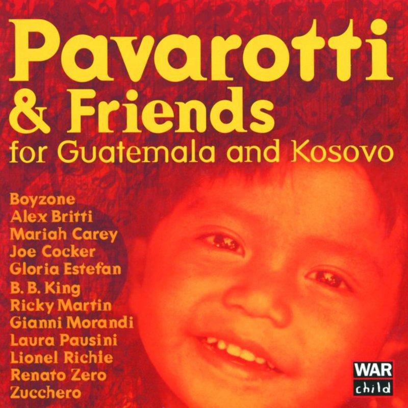 Luciano Pavarotti Feat Ricky Martin Zucchero B B King Gloria Estefan Joe Cocker Renato
