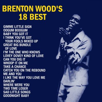 Testi Brenton Wood's 18 Best