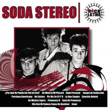 Testi Rock Latino: Soda Stereo