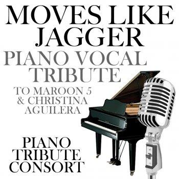 Testi Moves Like Jagger (Piano Vocal Tribute to Maroon 5 & Christina Aguilera)