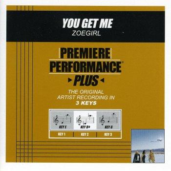 Testi Premiere Performance Plus: You Get Me