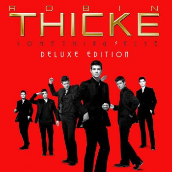 Magic Touch - Moto Blanco Remix - Club Mix by Robin Thicke feat. Mary J. Blige - cover art