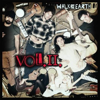 Love the Way You Lie by Walk Off the Earth - cover art