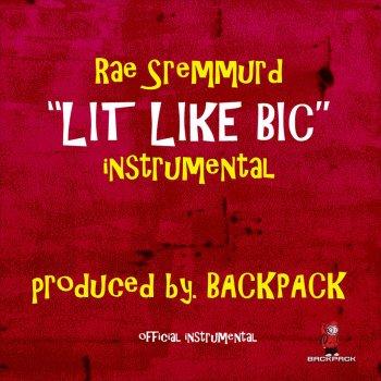 Testi Lit Like Bic (Instrumental)