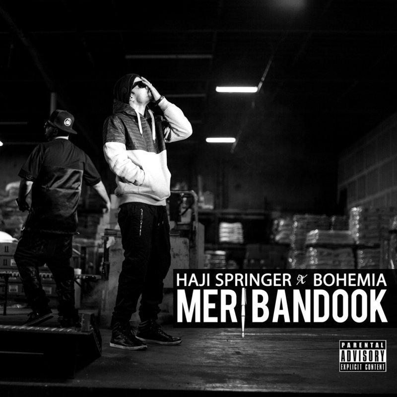 Pehli Pehli Baar Jado Hath Mera: Haji Springer Feat. Bohemia