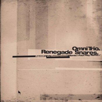 Testi Renegade Snares - Aquasky vs. Masterblaster Remix / Foul Play Remix
