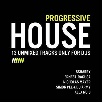 Progressive House (13 Unmixed Tracks Only For Djs) by