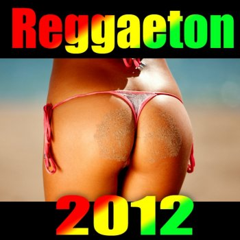 Reggaeton 2012 - cover art