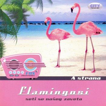 flamingosi novogodisnja pesma