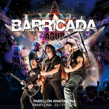 Aguardiente (Directo Anaitasuna 2013) by Barricada - cover art