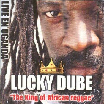 Testi Lucky Dube Live In Uganda (The King of African Reggae)