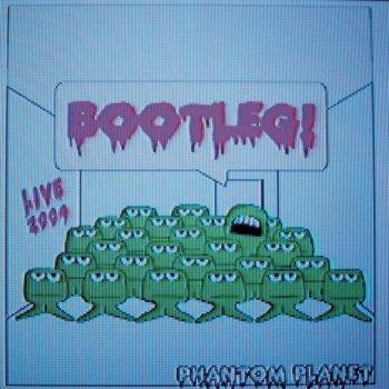 Testi Phantom Planet: Live 2004