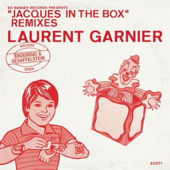 Testi Jacques In the Box (Remixes)