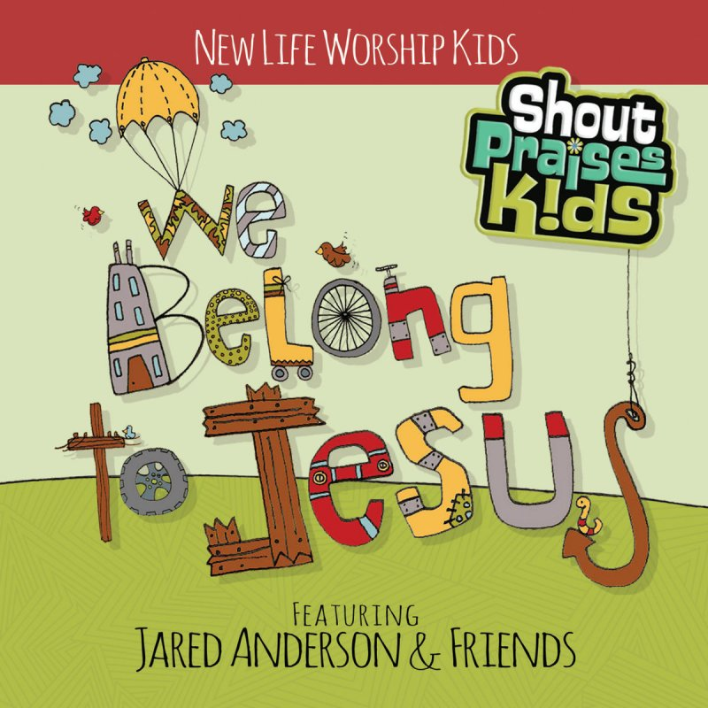 Shout Praises Kids feat  New Life Kids - Just Give Me Jesus