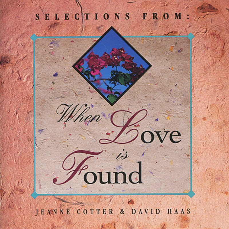 Jeanne Cotter & David Haas - The Servant Song Lyrics | Musixmatch