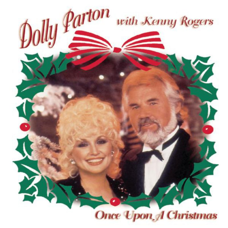 Dolly Parton with Kenny Rogers - Silent Night (with Kenny Rogers ...