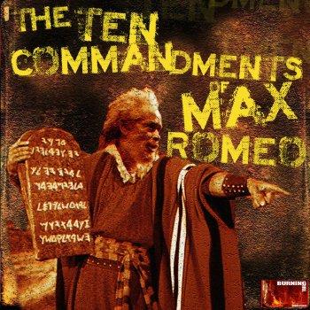 Testi The 10 Commandments of Max Romeo