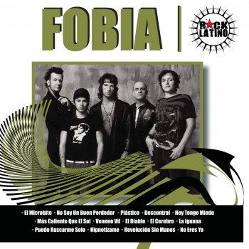 Testi Rock Latino: Fobia