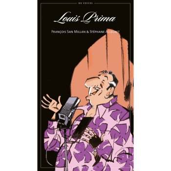 BD Music Presents Louis Prima Way Down Yonder in New Orleans - lyrics