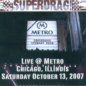 Testi Superdrag Live At the Metro, Chicago, IL