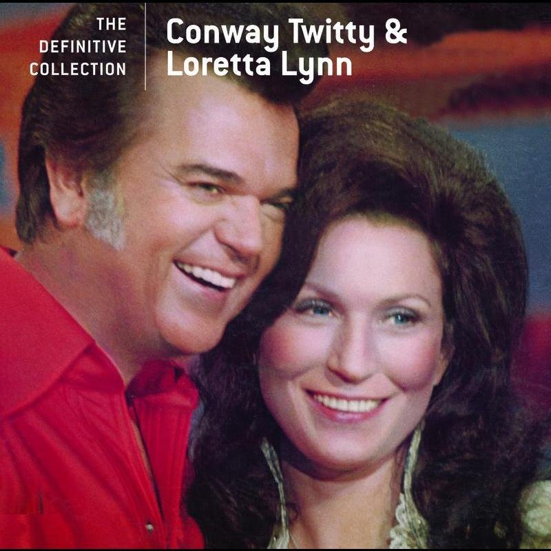 Conway Twitty and Loretta Lynn - Honky Tonk Heroes